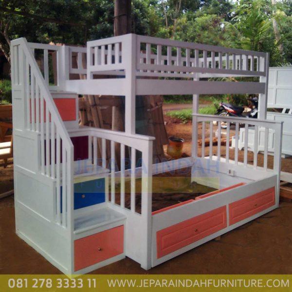 Jual Tempat Tidur Tingkat Untuk Anak 002