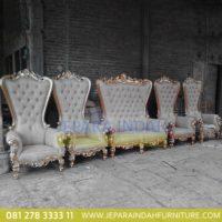 Jual Set Sofa Tamu Mewah Queenera Model Minimalis Moderen