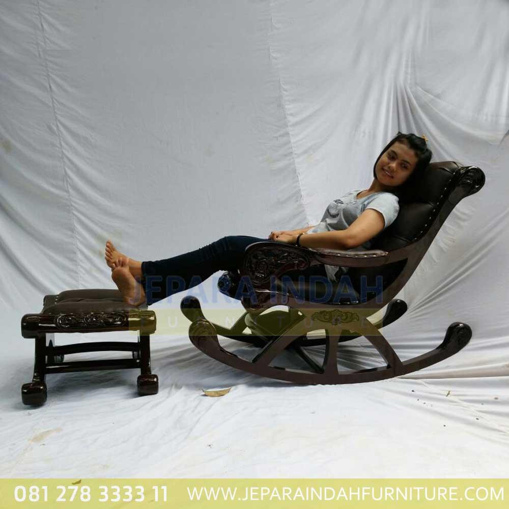 Jual kursi sofa goyang santai bogor
