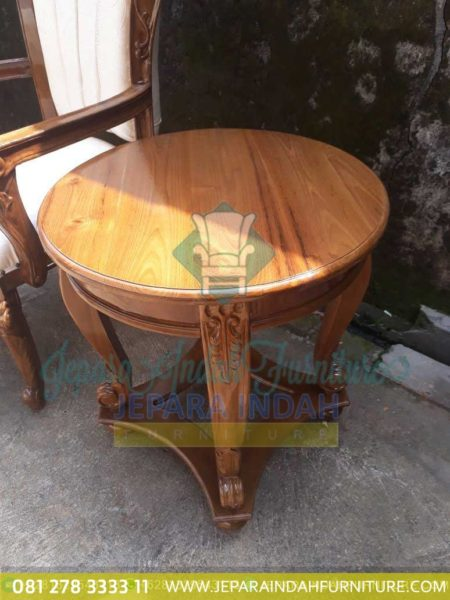 Aiyana Side Round Table