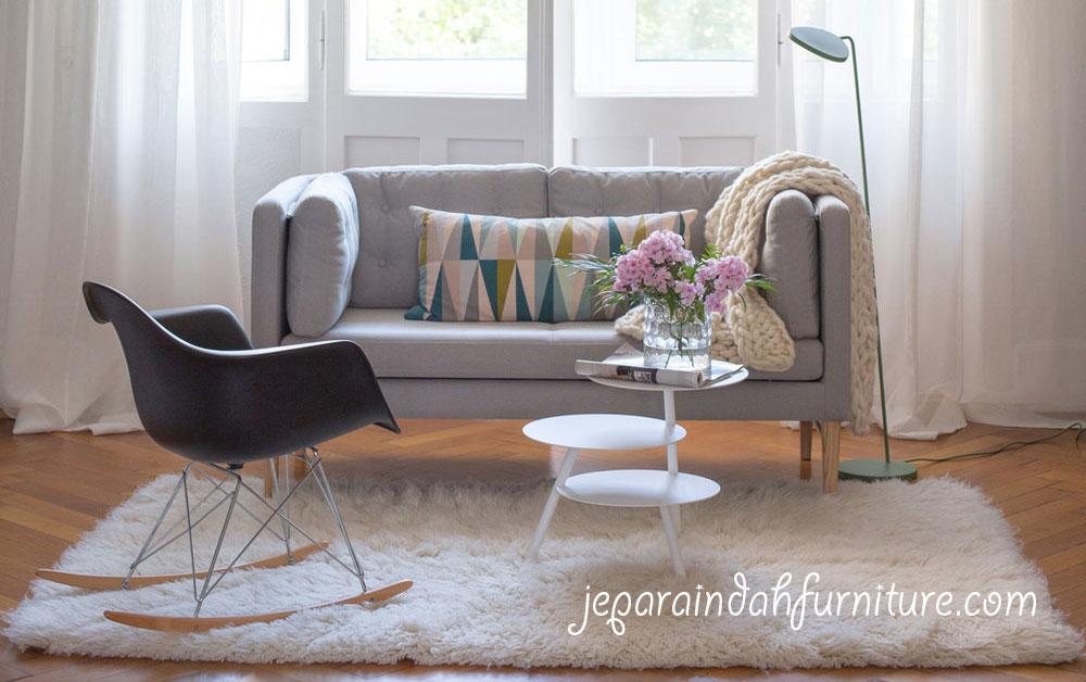 Sofa Solusi Untuk Ruang Tamu Kecil