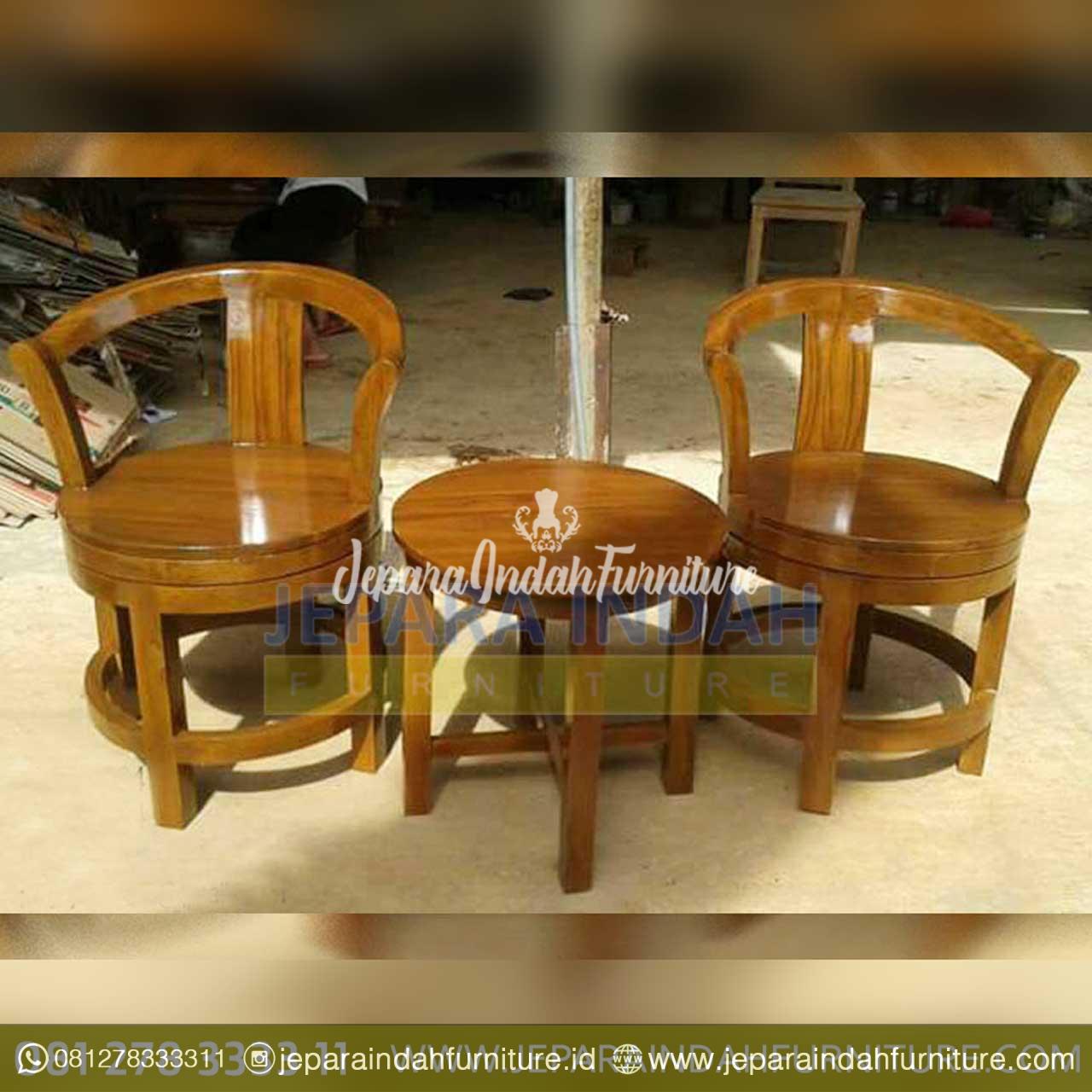 Kursi Teras Kayu Jati Minimalis Harga Murah By Jepara Indah Furniture